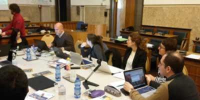 Incontro tecnico tra Provincia di Brescia e i partner di e-MOTICON